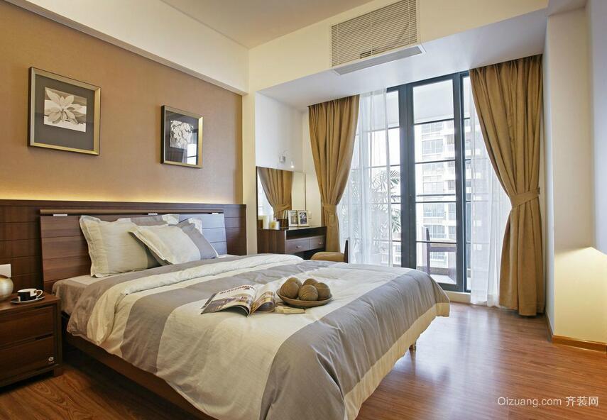 现代室内典雅的大户型飘窗装修效果图鉴赏