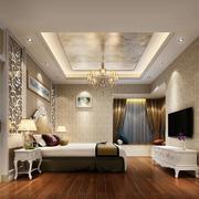 欧式风格小户型卧室装修设计效果图鉴赏