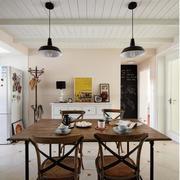 90平米大户型北欧风格厨房装修效果图实例