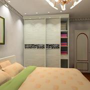 三居室欧式整体衣柜装修效果图实例