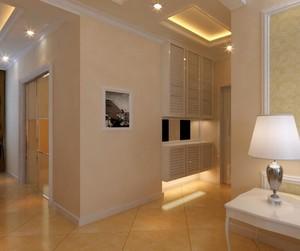 90平米大户型欧式风格室内鞋柜装修效果图