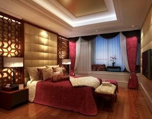 一居室现代欧式经典卧室装修效果图