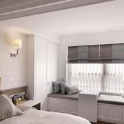 别墅北欧风格飘窗设计装修效果图鉴赏