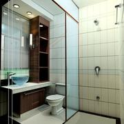 大户型马可波罗瓷砖卫生间装修效果图鉴赏