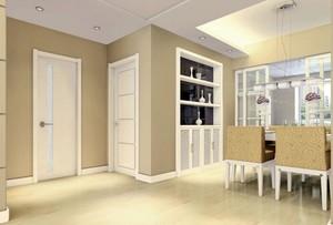 别墅型欧式风格酒柜装修效果图实例