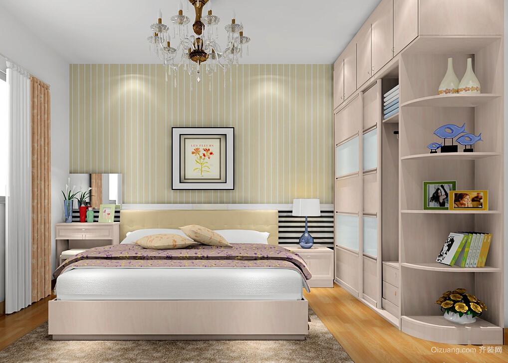 别墅型现代北欧风格儿童房装修效果图