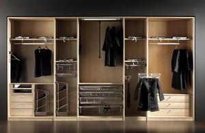 大户型欧式室内衣柜装修效果图实例