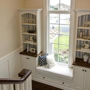 欧式风格大户型室内飘窗装修效果图鉴赏