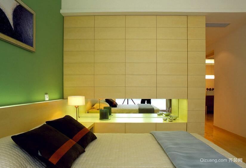 别墅欧式风格室内衣柜装修效果图实例