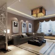 大户型欧式风格室内玄关装修效果图实例