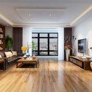 大户型欧式风格客厅室内装修效果图实例