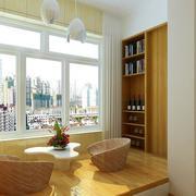 唯美的三居室室内榻榻米装修效果图鉴赏