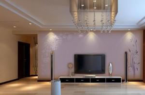 大户型欧式硅藻泥电视背景墙装修效果图鉴赏