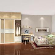 小户型欧式风格室内衣柜装修效果图鉴赏