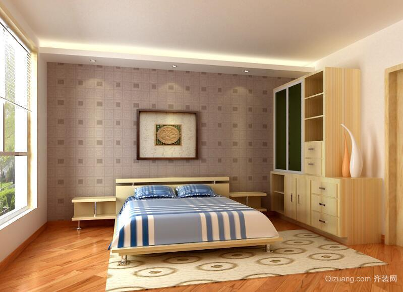 2016欧式大户型卧室设计装修效果图鉴赏