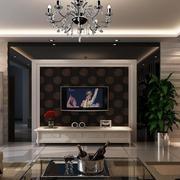 大户型欧式风格电视背景墙装修效果图