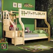 经典舒适的大户型卧室上下床装修效果图