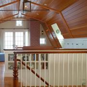 现代室内吊顶图