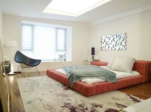 120平米大户型卧室榻榻米装修效果图实例