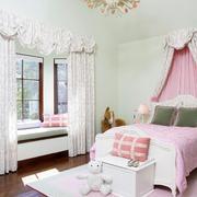 纯情卧室设计