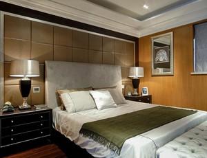 2016精美欧式风格复式楼卧室装修效果图