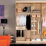 大户型欧式室内实木衣柜装修效果图实例