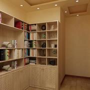 书香气息大户型现代书房设计装修效果图鉴赏