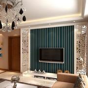 精美大户型欧式电视背景墙设计装修效果图