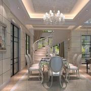 室内餐厅设计