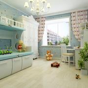 欧式精美的小户型儿童房装修效果图实例