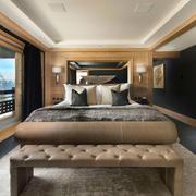 200平米别墅欧式卧室设计装修效果图鉴赏