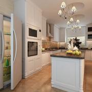 120平米欧式风格厨房装修效果图实例