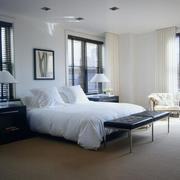 完美卧室床铺设计