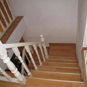 欧式精致的大户型阁楼楼梯装修效果图鉴赏