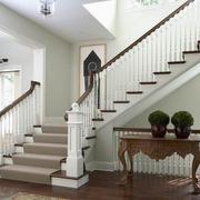 欧式经典小户型家装楼梯装修效果图实例