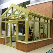 欧式别墅型阳光房装修效果图实例
