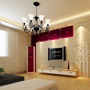 89平米大户型经典的欧式客厅装修效果图