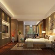 时尚的欧式小户型卧室装修效果图实例