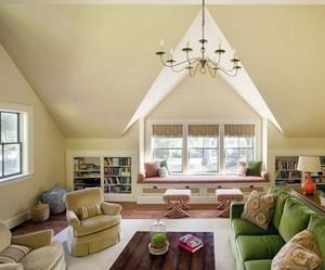 欧式大户型精致的室内飘窗装修效果图鉴赏