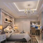 唯美卧室背景墙
