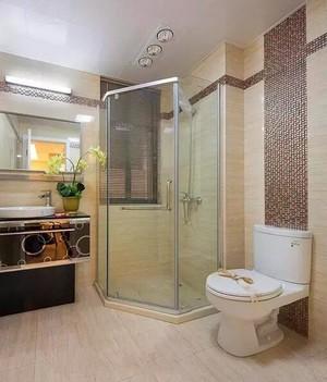 6平米欧式小户型小卫生间装修效果图实例