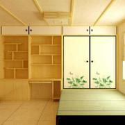 经典唯美的大户型室内榻榻米装修效果图实例