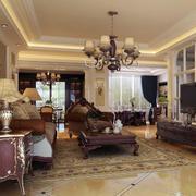 完美的客厅图