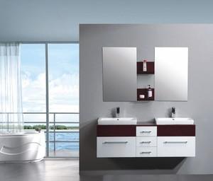 精致的别墅型现代欧式浴室装修效果图鉴赏