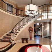 唯美的楼梯装修效果图