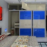 欧式风格大户型经典的衣柜装修效果图鉴赏