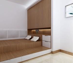 轻快时尚的大户型室内榻榻米装修效果图鉴赏