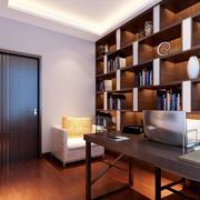 精致的书柜设计