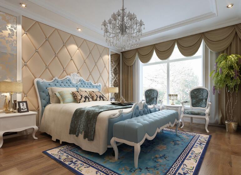 时尚欧式卧室装修