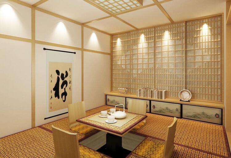 日式榻榻米装修设计